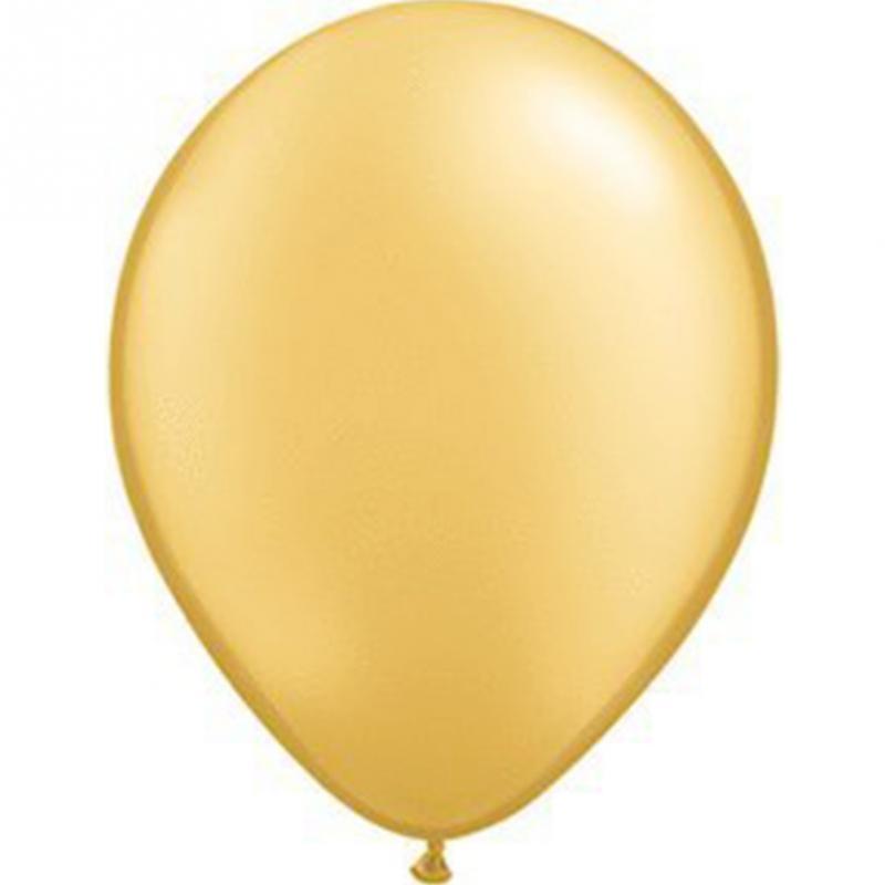 New 100pcs 12inch Latex Gold Balloon Celebration Party Wedding Birthday Balloons