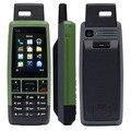 3 Banco Do Poder Do Telefone Móvel Do Cartão Do SIM S18 Quad Band GSM 4200 mAh Big Bateria Longa Espera Bluetooth Rádio FM telefone SIM Tri