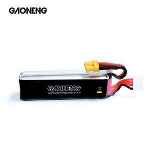 Image 4 - Gaoneng GNB 2 pièces batterie HV Lipo 520mAh 3S 11.4V 80C/160C, avec prise XT30, pour intérieur Drone RC FPV