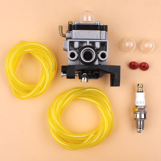 US $17 83 |Carburetor Check Valve Primer Bulb & 5mmx2 5mm/5mmx3mm Fuel Hose  Fit HONDA GX25 GX35 HHT35 HHT35S 4 Stroke 1 3HP Engine Trimmer-in Grass
