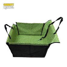 CANDY KENNEL PVC Impermeabile Piccolo Pet Dog Cat Car Seat Mat Copertura Coperta Posteriore Seggiolino Auto Car Seat Amaca D0041