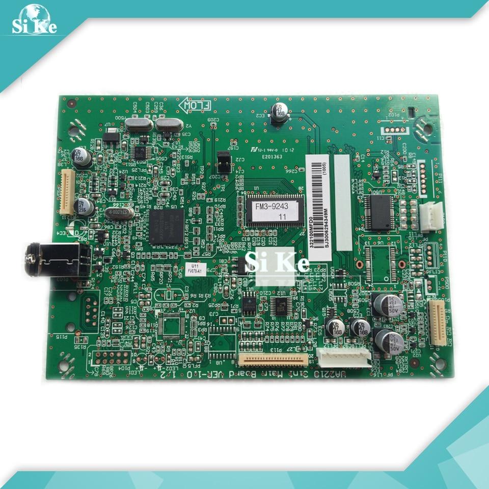 FM3-9243 Main Board For Canon MF4320d MF4320 MF4322dG MF4322 MF 4320 4322 4320D Formatter Board Mainboard Logic Board original fk2 5927 000 fm3 5430 000 formatter board used logic main board for canon mf4010 mf4018 mf4012 mf 4010 4018 4012