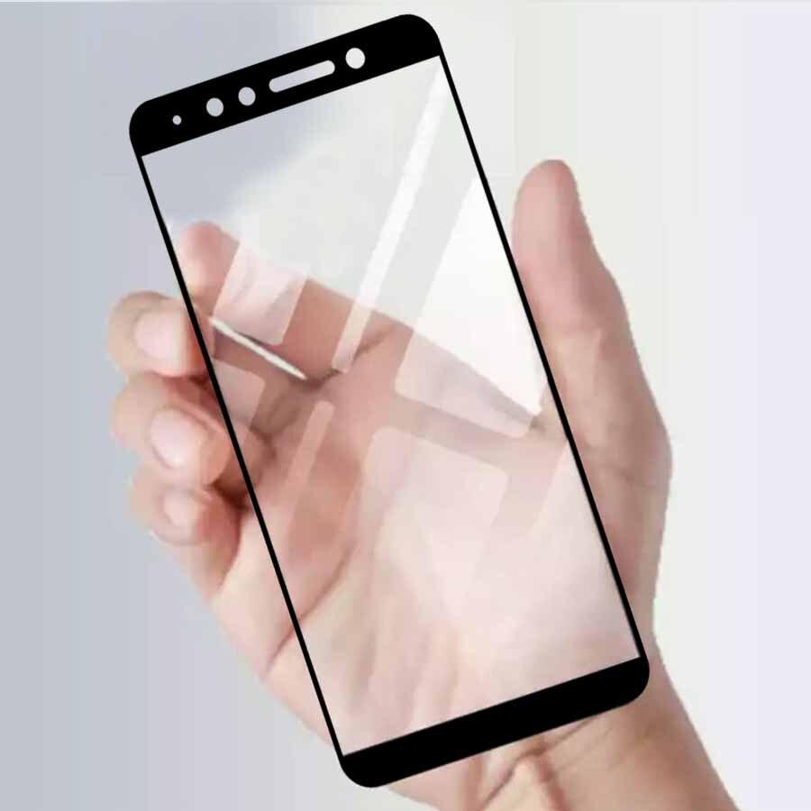 Protect Glass For Huawei Y3 Y5 Y6 Y7 Prime 2017 Y9 2018 Tempered Glas On The y32017 y52018 y62018 y72018 9y 6y Screen Cover film(China)