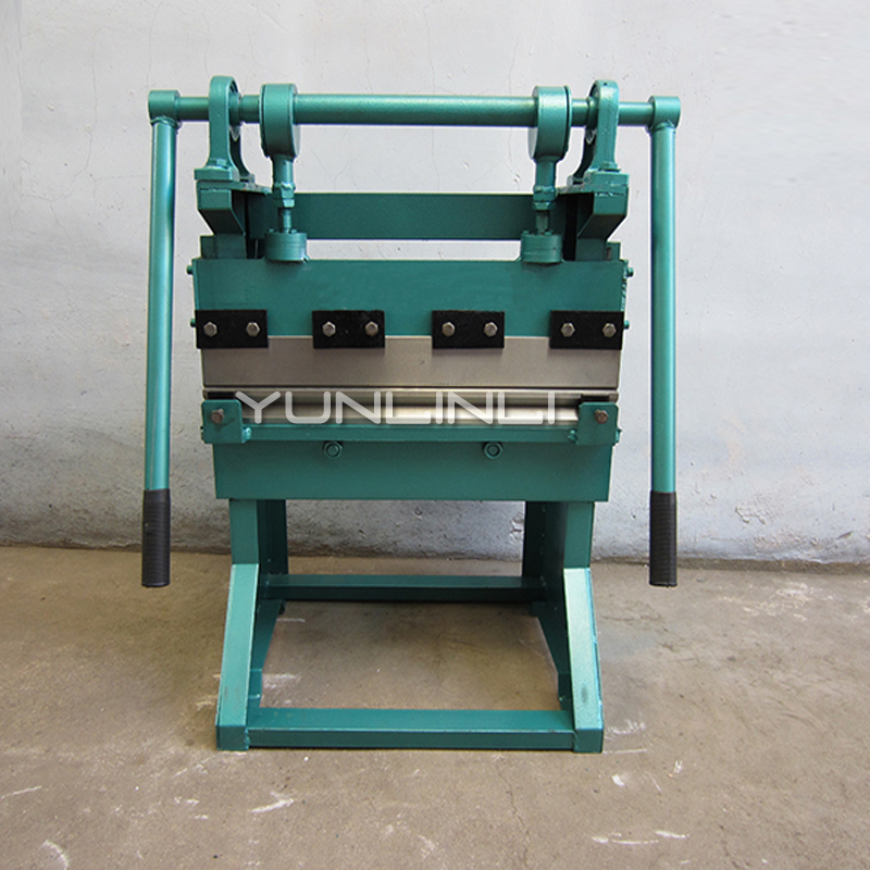 0.6m Manual Bending Machine Desktop Plate Bender Label Bending Machine For Right Angle Bending diy small manual bending machine folding machine iron sheet metal bending plate bending machine