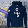 Северной Ирландии толстовки мужчины толстовка тренировочный костюм хип-хоп уличной socceres jerseyes футболист костюм нации GB-NIR НДК