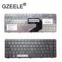 GZEELE French Keyboard for HP CQ430 CQ431 CQ635 G1 240 241 245 246 250 255 G0 CQ431 CQ635 AZERTY FR NEW