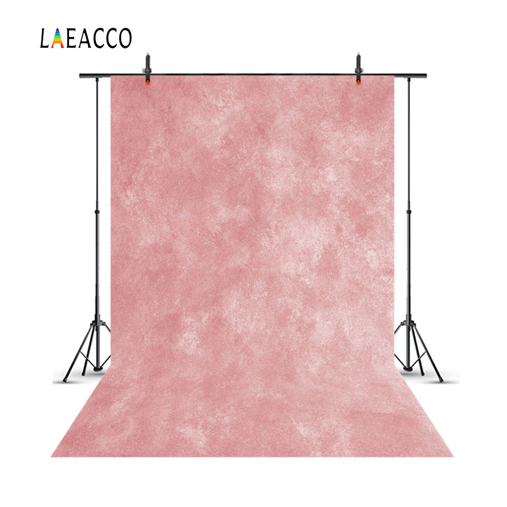 Laeacco Solid Color Photographic Backdrops Pink Black Blue Brown Grey Portrait Baby Photography Backgrounds For The Photo Studio in Background from Consumer Electronics