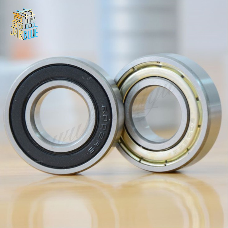 Free Shipping 5pcs or 1pcs 6000/6001/6002/6003/6004/6005/6007/6008 ZZ 2RS High Quality Deep Groove Ball Bearings High Quality a dvavtech industrial board pca 6010 rev6006 6007 6008 6002 6003 100