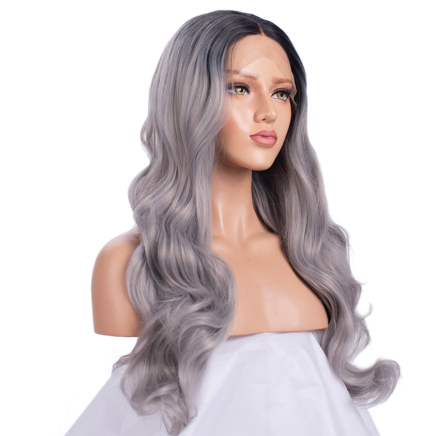 long hair wigs synthetic wigs for black women (5)