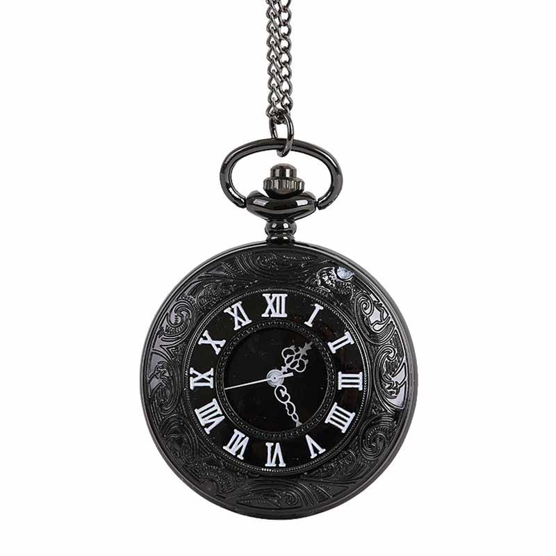 Vintage Chain Retro Largest Pocket Watch Chains And Necklaces For Grandpa Dad Gifts Dropshipping New Arrival  Fashionable Pocket