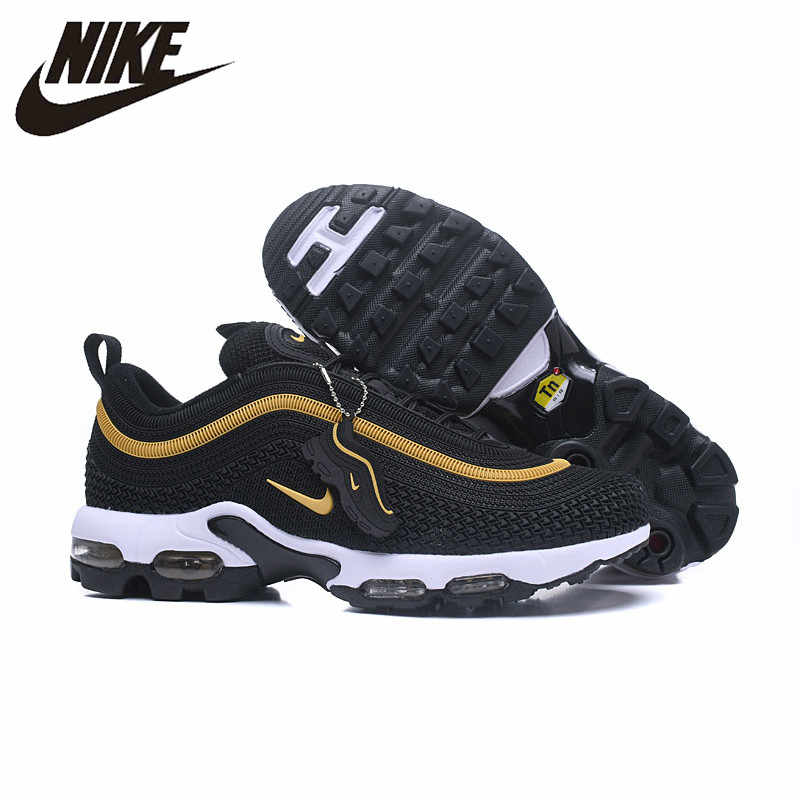 detailed look 8e167 b742d Nike Air Max 97 TN Running shoes Mens outdoor shoes sport shoes Outdoor  Men's Running shoes Sports Sneakers 40-46
