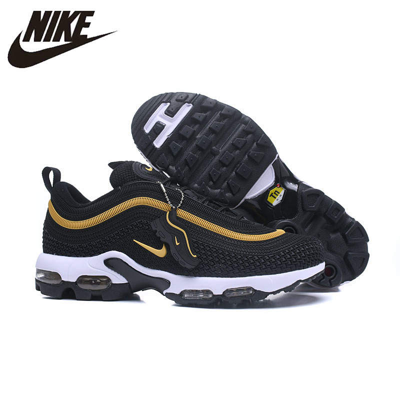 detailed look 2bea3 fc2c2 Nike Air Max 97 TN Running shoes Mens outdoor shoes sport shoes Outdoor  Men's Running shoes Sports Sneakers 40-46