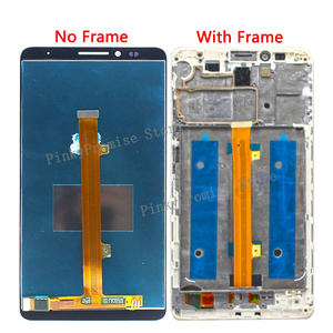 """Image 2 - Huawei mate 7 LCD Display+Touch Screen Digitizer Assembly Replacement Parts Screen with Frame For 6.0"""" Huawei mate7 LCD"""