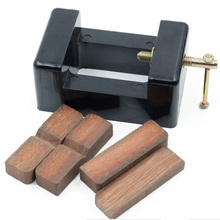 DIY Wood Working Tool Mini Solid Wood Printing Bed Vise Clamp Table Bench Hand Tools For Woodworking Carving Engraving цена