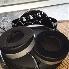 Almohadillas de terciopelo para auriculares, almohadillas de terciopelo para HE 300 400 500 HE 4 6 5 5LE