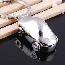 Coche llave Cadena de Metal clave llavero de anillo personalizado regalo cadenas vintage coche llavero accesorios de estilo de coche Decoración