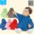 2015 100% algodón bebé capa infantil del bebé del bebé del cabo del capote outwear capa de los niños clothing (5 color)