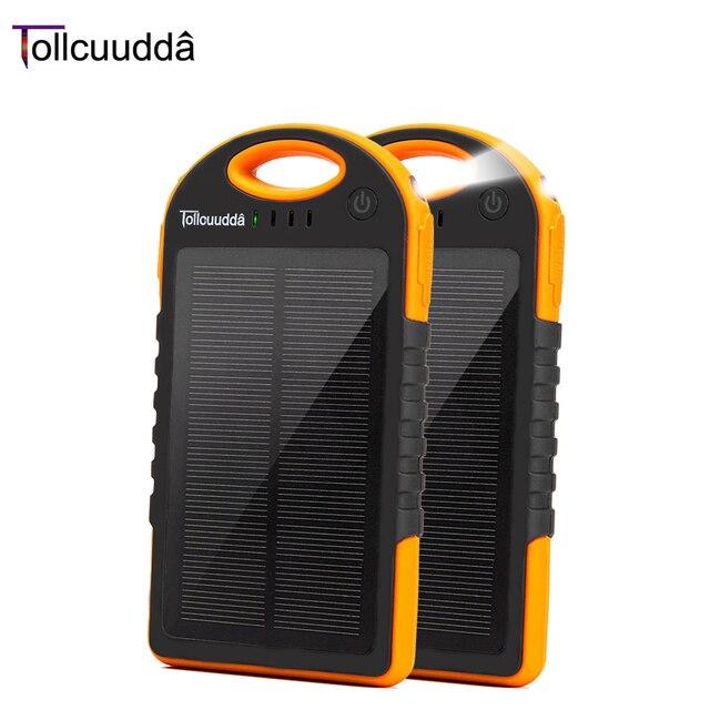 T Панели Солнечных Батарей Power Bank 12000 мАч Батареи Внешний Celular Зарядное Устройство Cargador Для Xiaomi Iphone Телефон Pover Банк