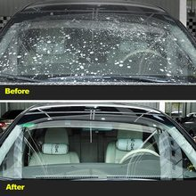 1PCS =4L Windshield Cleaning Glass cleanspot Window Cleaner clean spot Car Solid Wiper Fine Wiper Auto Window v clean Cleaning(China)