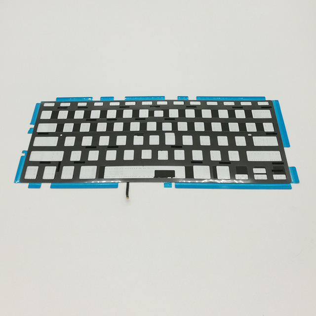 """Genuine New Laptop US Keyboard Backlight For Macbook Pro Unibody 13"""" A1278 2009 2010 2011 2012"""