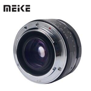 Image 4 - Meike 25mm F1.8 APS C רחב זווית עדשה ידנית לכל אחת סדרת עבור Canon EF M/עבור ניקון 1 מצלמות M6 M2 M3 M5 M50 M100 V1 J5