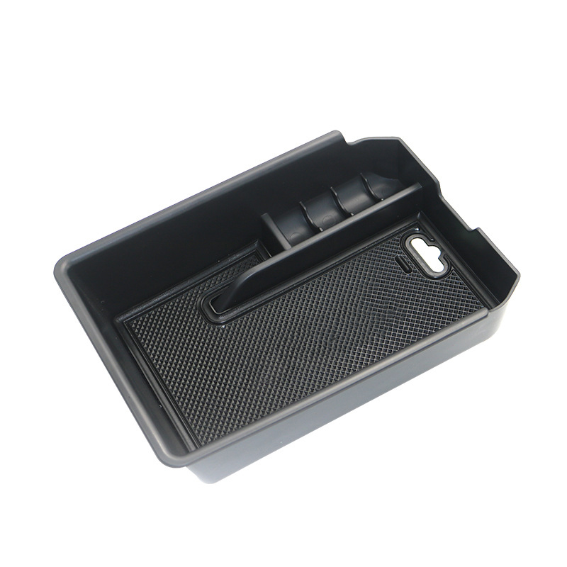 Storage Holder Parts Center Console Armrest Organizer Case Container High Quality Replacement For <font><b>BMW</b></font> <font><b>X3</b></font> <font><b>G01</b></font> <font><b>2018</b></font> image