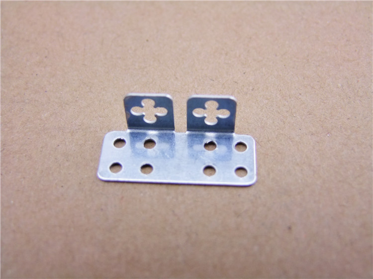 5pcs/lot K353 16 Hole Right Angle 130 180 Motor Fixed Plate Frame 25102B DIY Toys Parts Free Shipping Russia