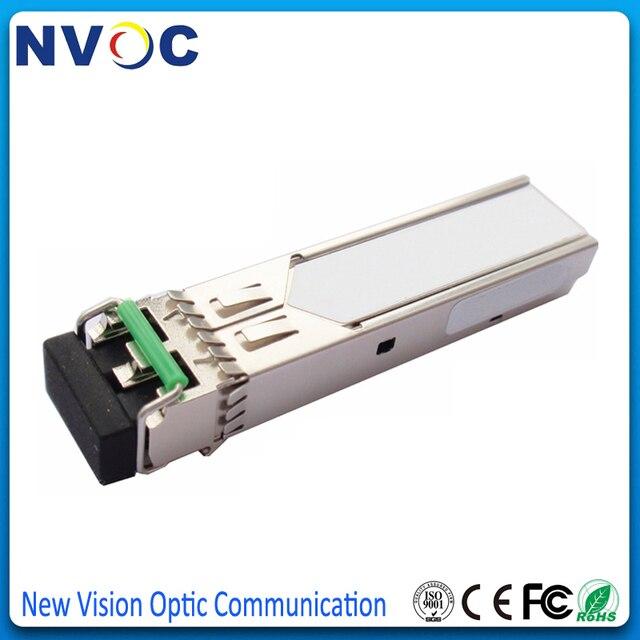 5Pcs/Lot,155M 1310nm,40KM,Single Mode Dual Fiber,DDM,LC SFP Module,155M SFP, 100BASE-FX, LC, Dual Fiber, 1310nm; 40km,SMF, LC