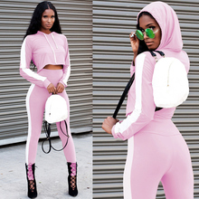 Shieny Workout Clothes for Women Short Hoodies Gym Wear Outfit Leggings Athletic Set Skinny Fitness Sports Suit 2 Piece Yoga Set