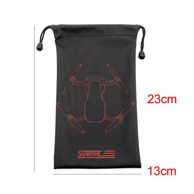 NEW For DJI Mavic Air Drone Body Remote Controller Protective Storage Bag Portable Sack Bag For DJI Mavic Air Drone