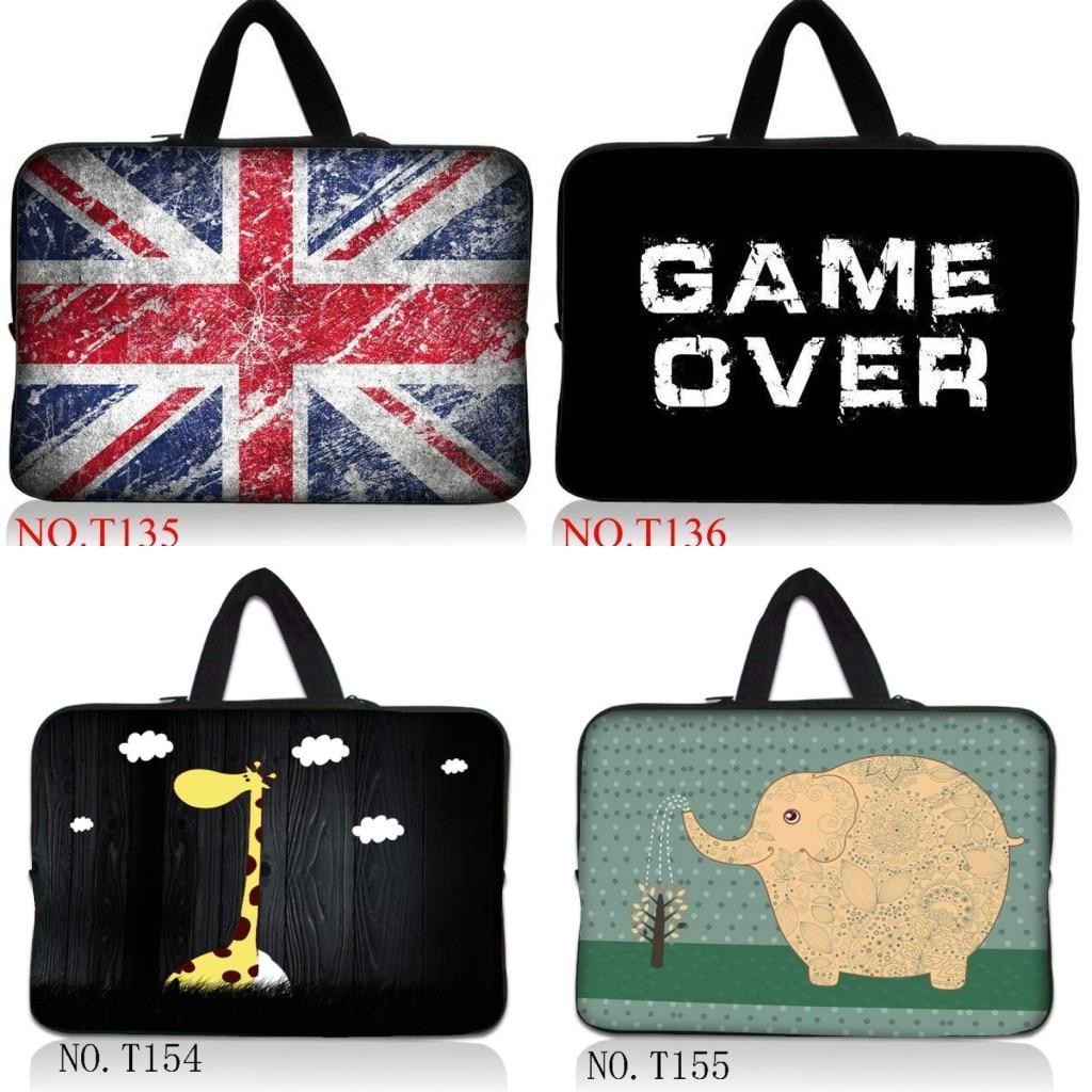 Fancy Seeker Universal Laptop Bag Notebook Case Handlebag Pouch For Macbook Air Pro Retina 11/12/13/15/17 Inch Men Women