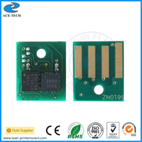 10K Compatible 60F5H00 605H Toner Chip For Lexmark MX310 MX410 MX510 MX511 MX611 Middle East Africa