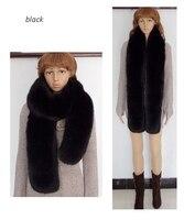 Stylish Faux Fur collar scarf women Fur Ring Scarves winter Fake Fur shawl Collar Shawl Wraps Neck Warmer female imitation Stole