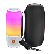Pulse3 Wireless Bluetooth Speaker (With Belt) PU Carry Protective Speaker Box Pouch Cover Bag Case For JBL Pulse 3 все цены