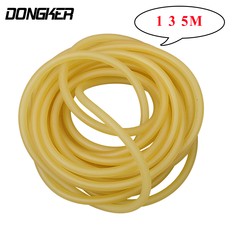 3050 2055 1842 2040 Slingshots Rubber Tube 1m 3m 5m 10m Elastic Tubing Band For Outdoor Hunting Fishing