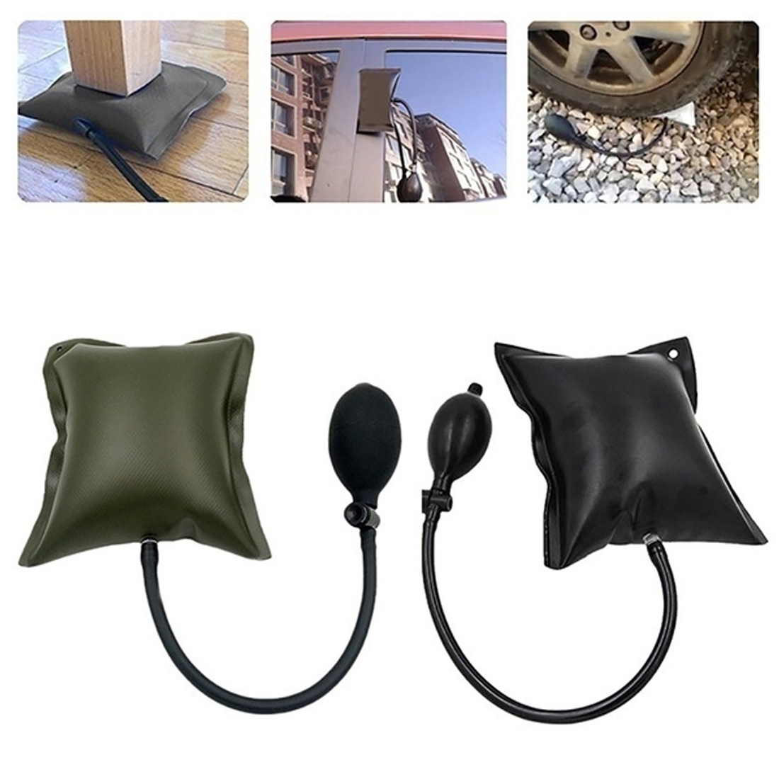Auto Repair Tool Thickened Car Door Repair Air Cushion Emergency Open Unlock Tool Kit 1PCS Adjustable Car Air Pump