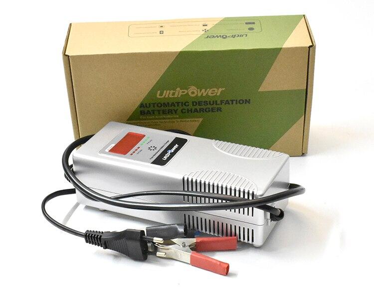 Chargeur automatique d'acide de plomb de batterie de voiture 12 V 3A chargeur automatique d'impulsion inverse chargeur de batterie 3A chargeur automatique de batterie