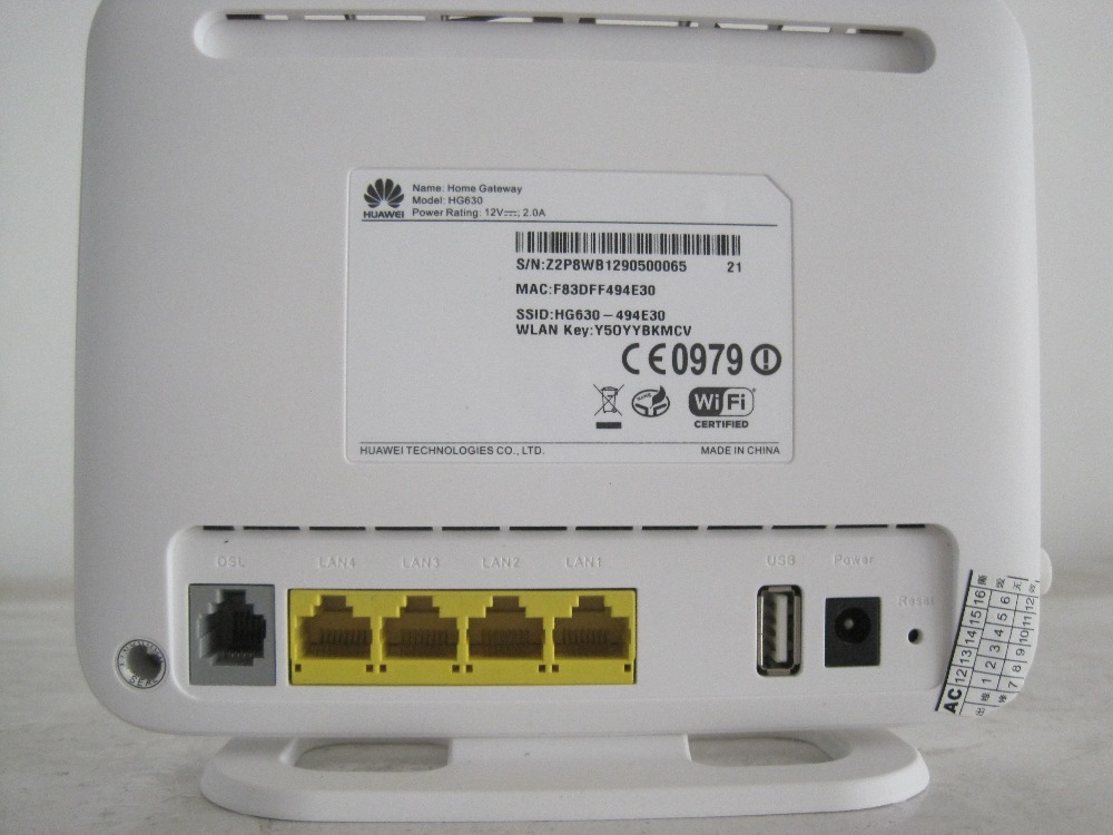 in stock low price huawei vdsl adsl modem hg630 supports wi fi in rh aliexpress com