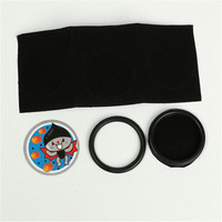 HEY FUNNY 1 piece   close-up magic props Toys credits monster  bicyclic escape food credits toys Trolltech money