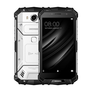 "Image 3 - Doogee S60 Lite 5.2"" FHD IP68 Waterproof 5580mAh 12V/2A Wireless Charge Smartphone 4GB 32GB Glonass NFC Touch ID 4G Lte Cellphon"