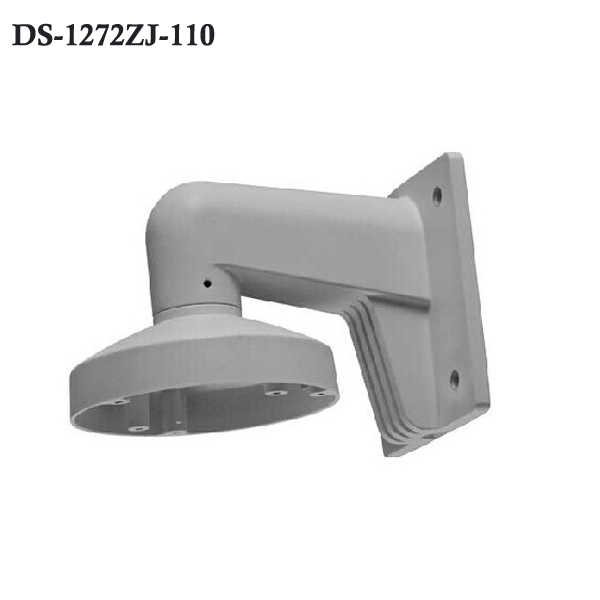 Bracket DS-1272ZJ-110 Wall Mount Aluminum Alloy For  Camera DS-2CD2112-I, DS-2CD2132-I,DS-2CD3132-I,DS-2132F-I(W)(S) ds 1273zj 135 aluminum alloy bracket wall mount bracket for ip dome camera ds 2cd2732f is