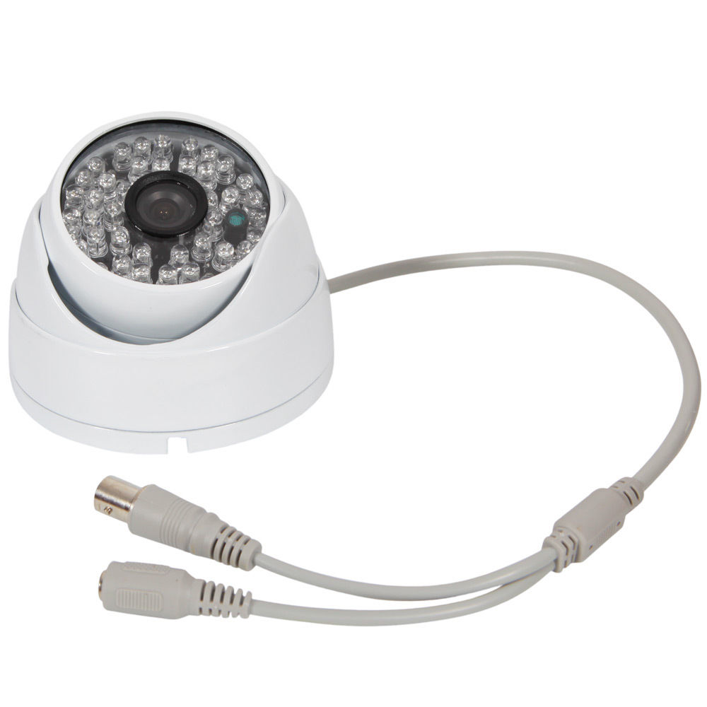 Wide angle 1300TVL HD Home Dome Surveillance CCTV Security Camera IR-Cut SystemWide angle 1300TVL HD Home Dome Surveillance CCTV Security Camera IR-Cut System