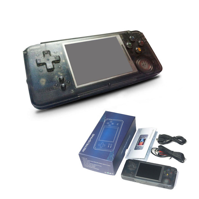 New RS 97 RETRO Handheld Game Console Portable Mini Video Gaming Players MP4 MP5 Playback