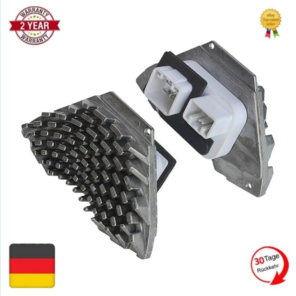 Heater Fan Blower Motor Resistor Regulator For Volvo S60 S70 S80 XC90 8693262, 5HL351321231, 9171541, 5HL351321-231