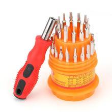 Нежный 31 в 1 прецизионный Набор отверток Инструменты для ремонта мобильных телефонов Набор инструментов для мобильных телефонов