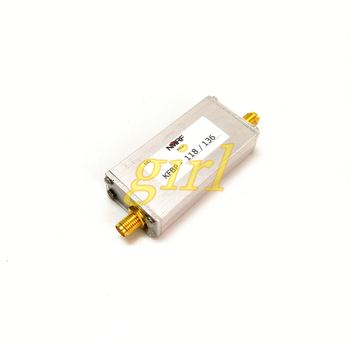 KFBP-118/136  118-136MHz Airborne Bandpass Filter, SMA Interface