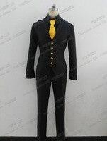 Boku no hero academia Kaminari Denki school uniform Cosplay My Hero Academia Costume Custom made