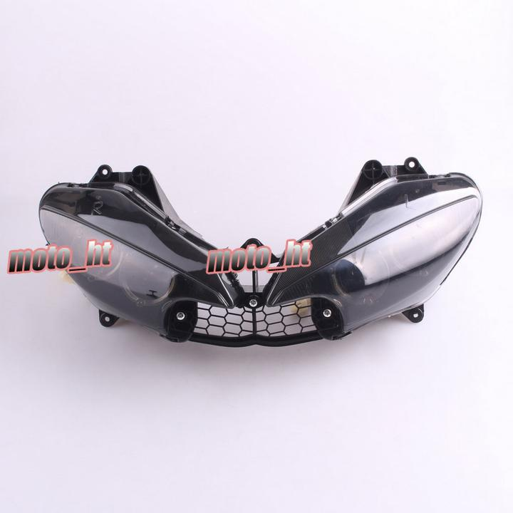 Motorcycle Headlight Headlamp Assembly For Yamaha YZF R6 2003 2004 2005 & YZF R6S 2006 2007 2008 2009