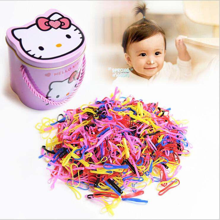 1000 pcs Hello Kitty colorful elastic hair rubber bands ring kids girls hair ties accessories for children scrunchy headwear new american retro nostalgia industrial loft style cafe restaurant bar wrought iron chandelier antique pot bedroom single head lamp
