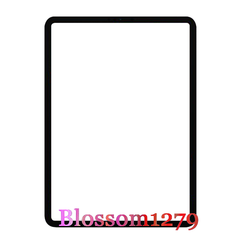 1PCS Front Glass No Touch Digitizer Outer LCD Screen Panel For Apple iPad Pro 11 2nd